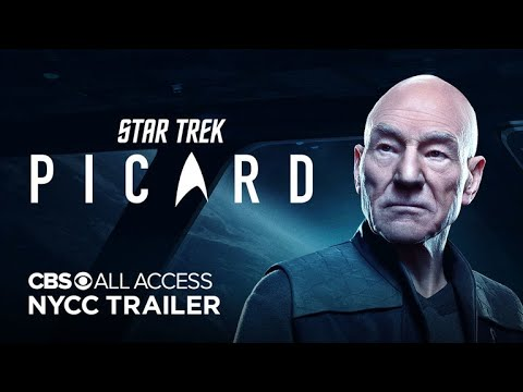 New 'Star Trek: Picard' trailer thumbnail