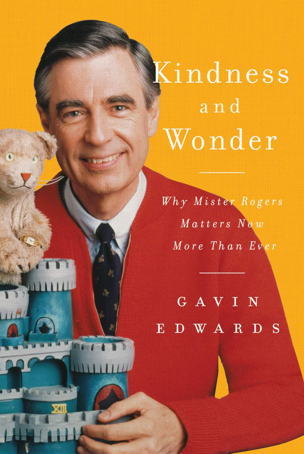 Kindness and Wonder: Mr Rogers biography is a study in empathy and a deep, genuine love for children