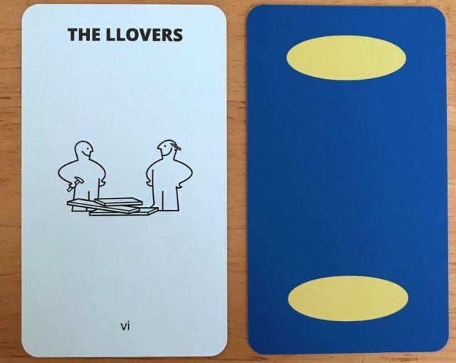 The Ikea Tarot