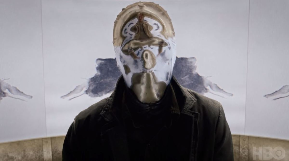 Watchmen's costume designer reveals the secrets of Looking Glass's mask