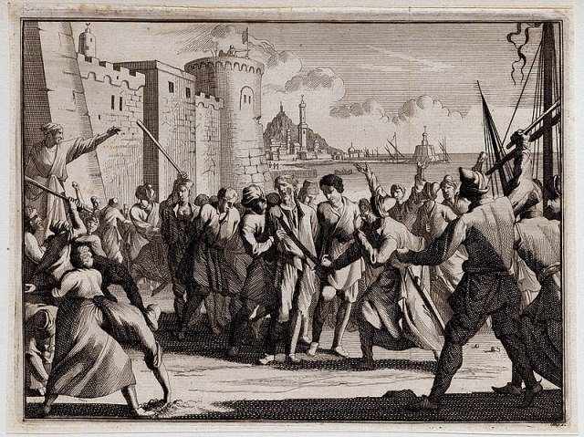 In 1631, Barbary pirates abducted 107 people from an Irish village and forced them into a life of slavery