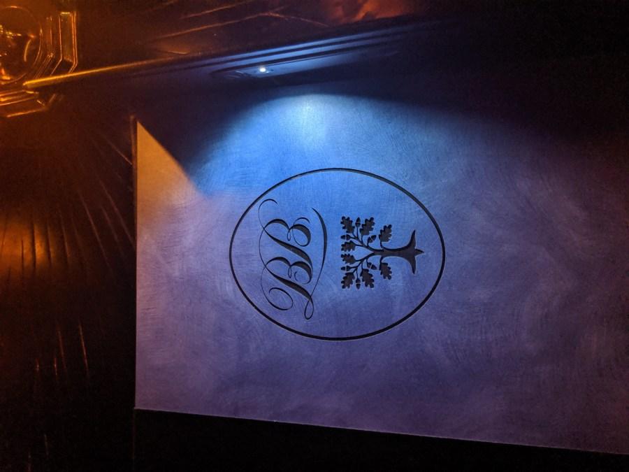 Disneyland's Blue Bayou restaurant lights up their menus