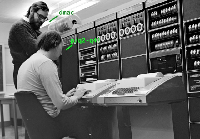 Computer historians crack passwords of Unix's early pioneers