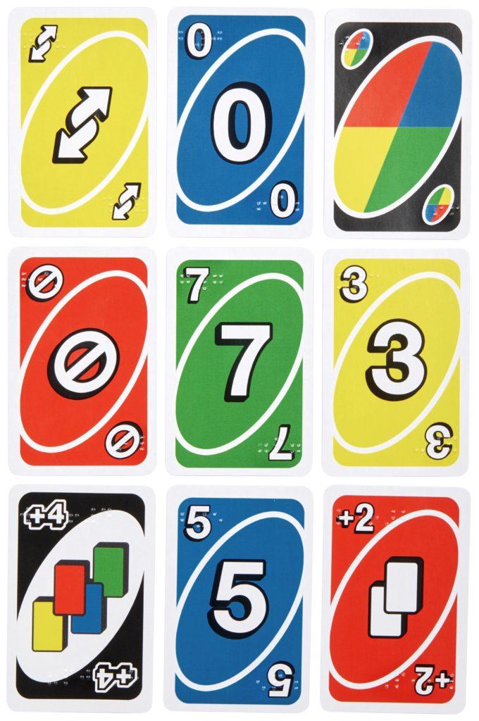 uno how to play cards  как будто