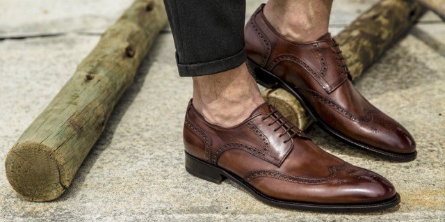 Ace Marks is making high-end dress shoes affordable