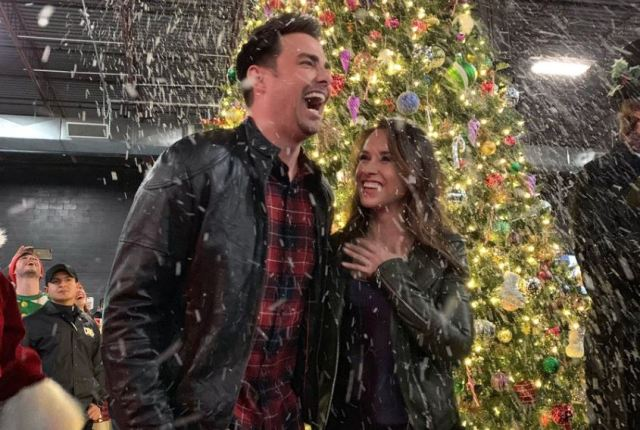 There's now a convention specifically for fans of Hallmark Christmas movies