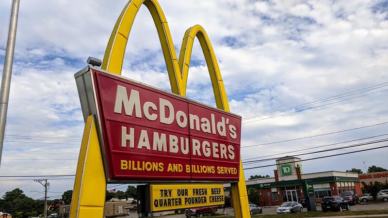 Workers sue McDonald's over McSexual Harassment