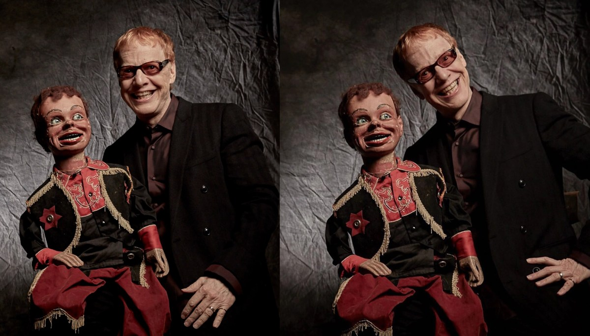 I chatted with Danny Elfman about his new MasterClass, and his ventriloquist dummy