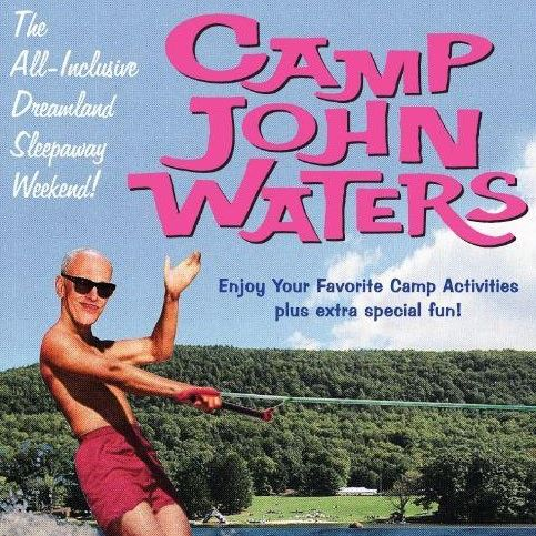 Kathleen Turner, Patty Hearst and Mink Stole will be counselors at Camp John Waters in 2020