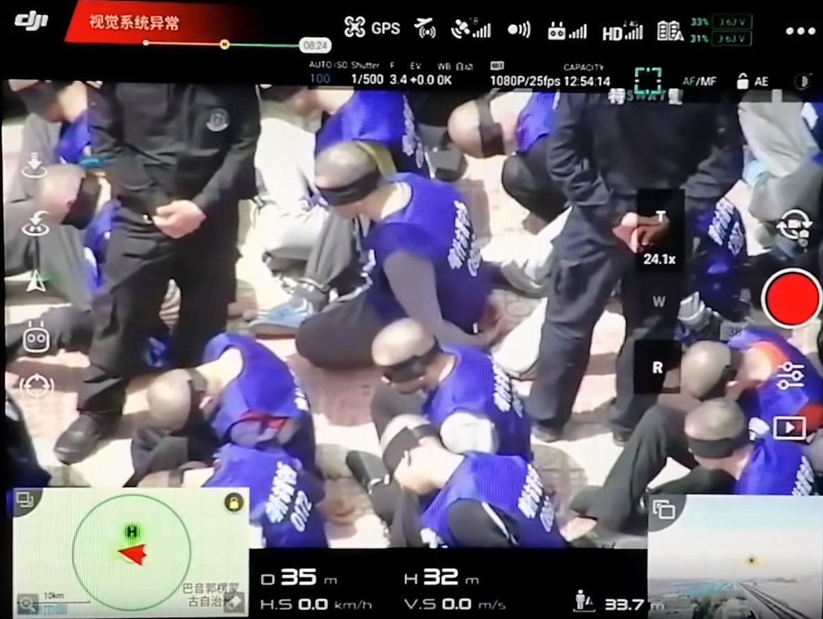 "Massive leak of Chinese government documents reveal the ""no mercy"" plan for Muslims in Xinjiang"