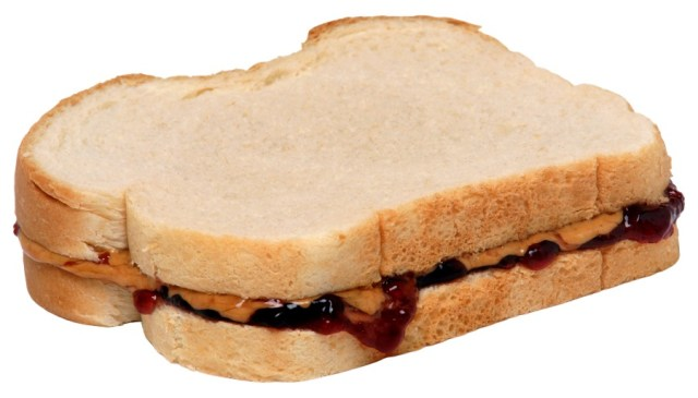 Peanut butter and jelly sandwiches accepted as payment for parking citations