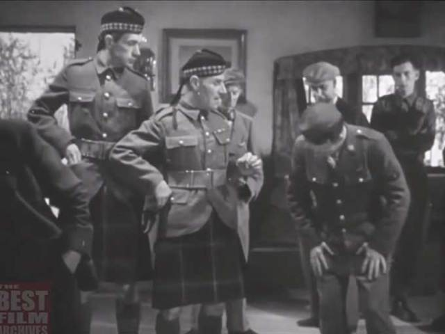 """""""How to Behave in a British Pub"""" -- 1943 film for U.S. soldiers"""