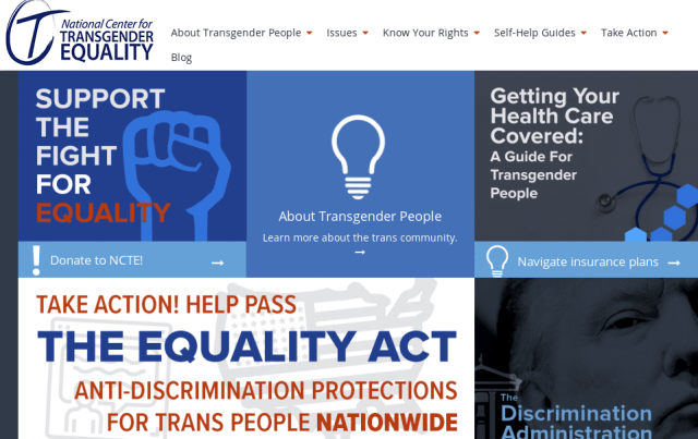 After workers tried to form a union, trans rights group ditches most of its staff