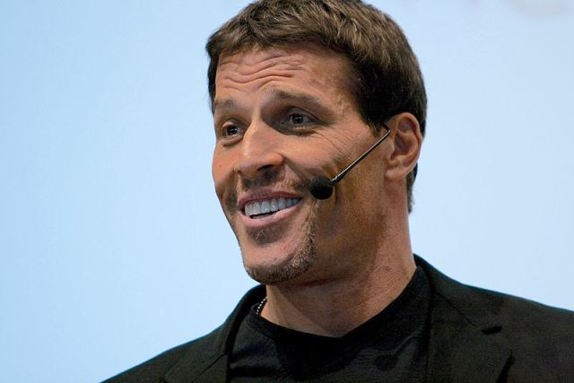 Tony Robbins accused of sexually assaulting high schooler at summer camp