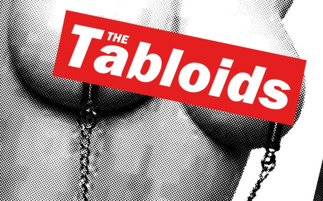 Nipple clamps, squeezed breasts, and a Royal rude awakening, in this week's dubious tabloids