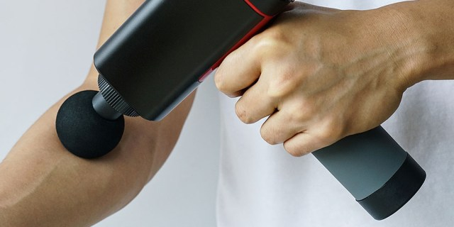 5 innovative massage guns that can blast your aches away