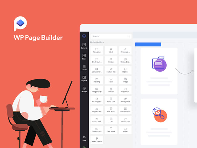 This page builder makes WordPress style simple and easy for all thumbnail