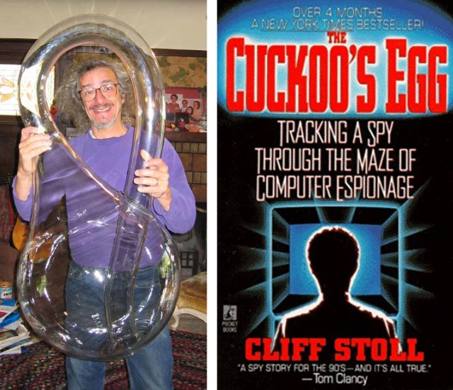 """A profile of Cliff """"Cuckoo's Egg"""" Stoll, a pioneering """"hacker hunter"""""""