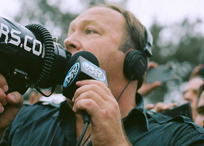 A former InfoWars employee describes Alex Jones' bizarre and dangerous behavior