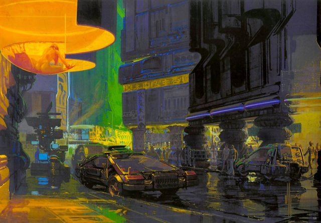 Syd Mead, 1933-2019
