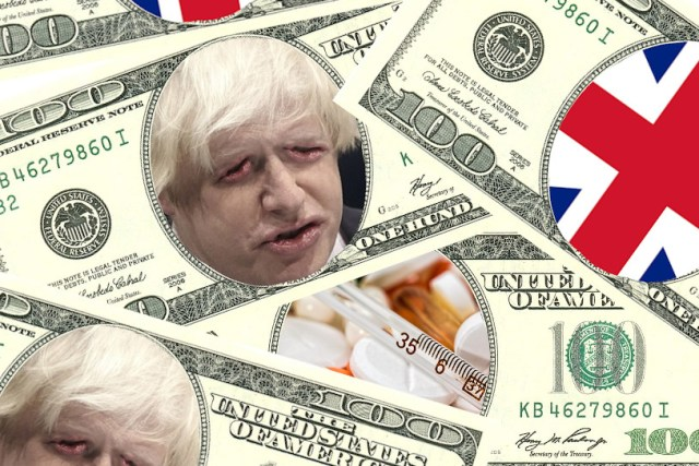 US pharma and biotech lobbyists' documents reveal their plan to gouge Britons in any post-Brexit trade-deal