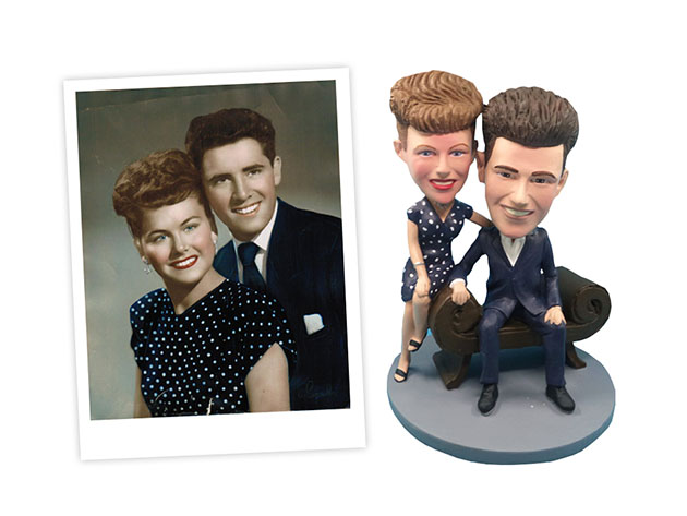 These Handmade Custom Bobbleheads Could Be The Best Gift You Give This Year