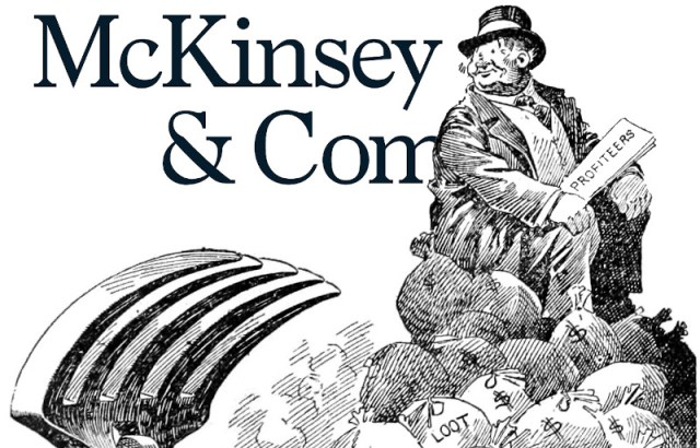 McKinsey bills the US government $3m a year for anodyne advice from 23-year-old college grads