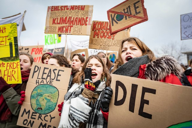 Five steps for thinking about climate change without being overwhelmed by hopelessness