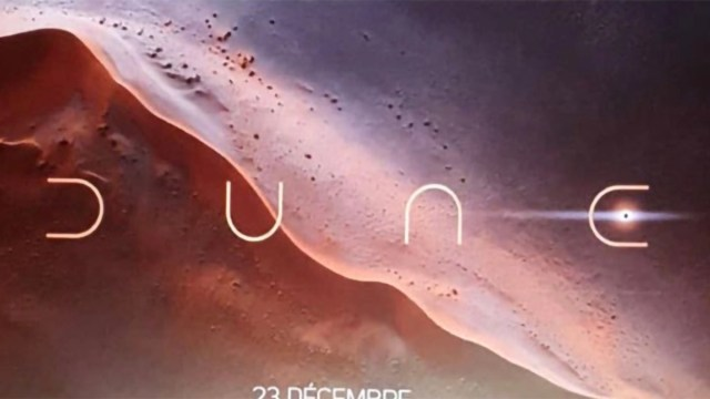 Dune logo unveiled at event; copyright claimants rush to remove it from the 'net