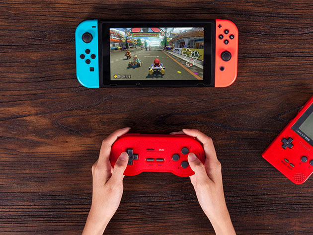 Take your gaming to the next level with these Nintendo Switch accessories