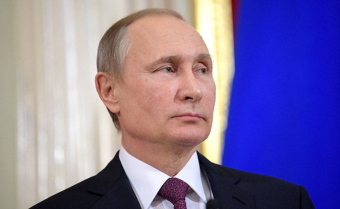 Supreme Leader Putin image