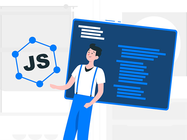 Learn full stack web development with this $13 Javascript course