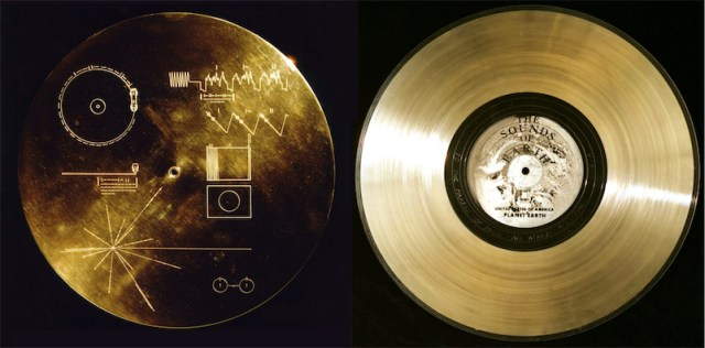 Extraterrestrials, UFOs, and the Voyager Golden Record