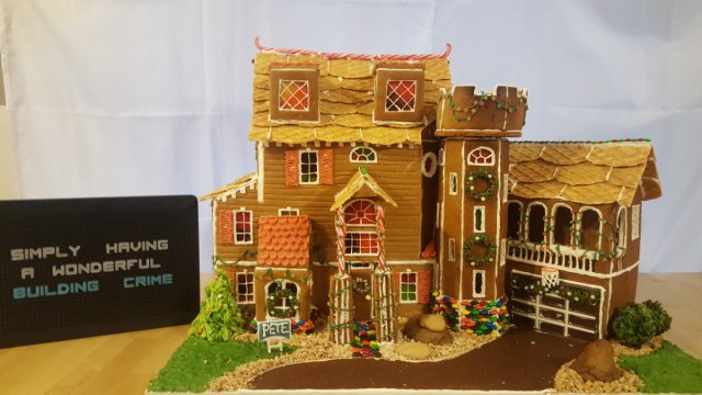 McMansion Hell awards its annual prize for the best gingerbread McMansion!