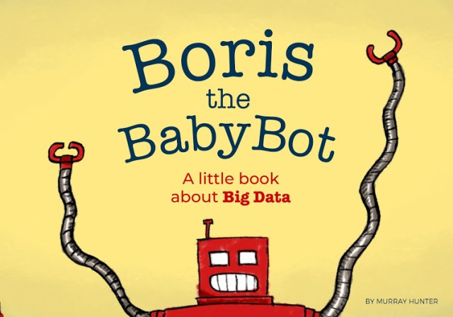 Boris the Babybot: a picture book about resisting surveillance
