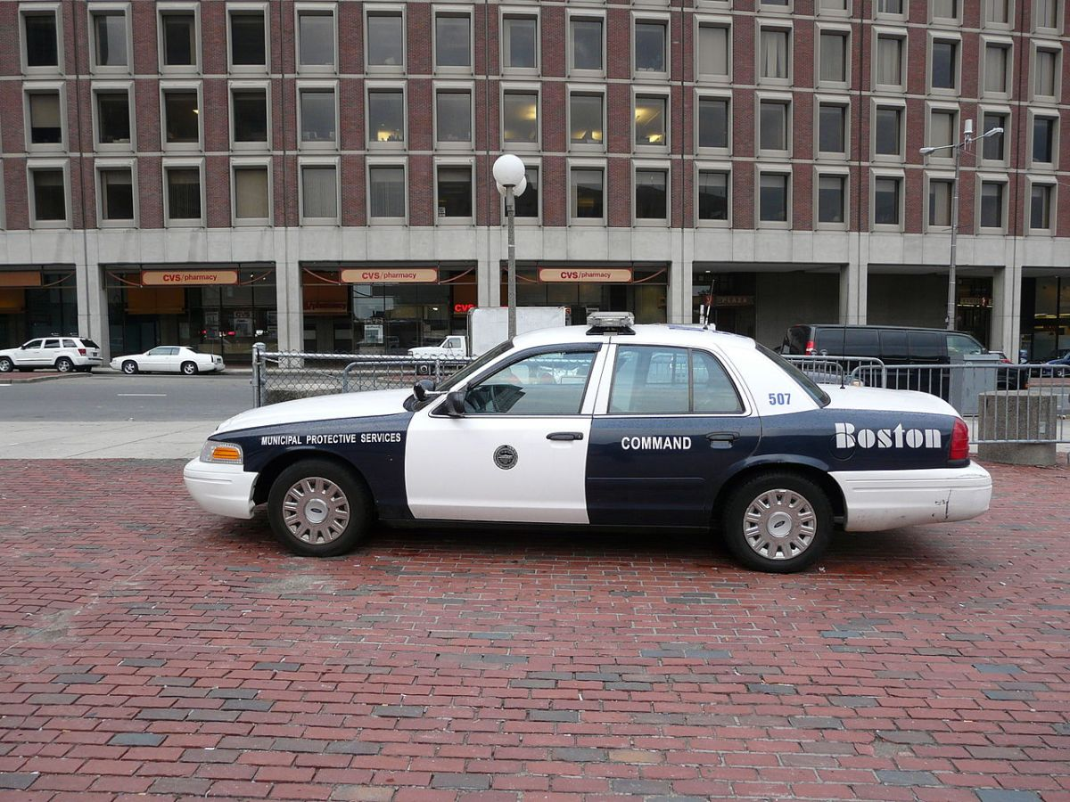 Boston Police Union throws a tantrum over Black Lives Matter at school week