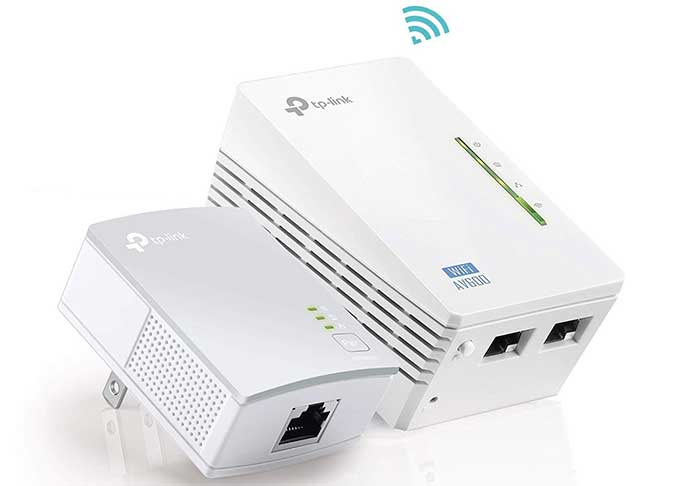 Extend your Wi-Fi with powerline networking