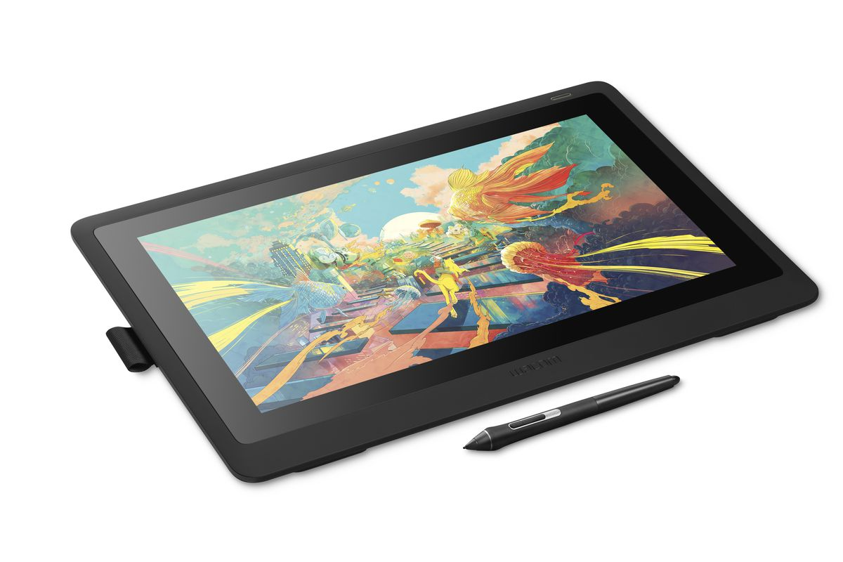 Wacom tablet drivers track apps you open