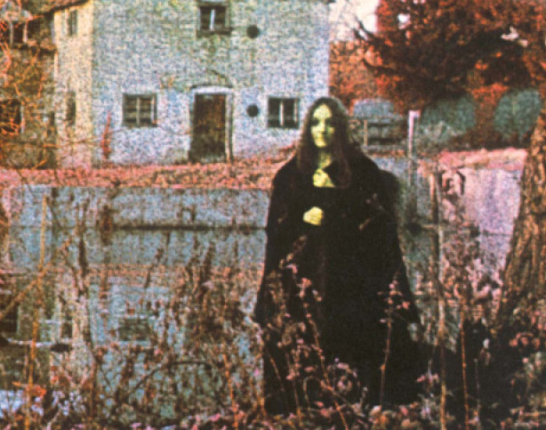Witchy woman on the cover of Black Sabbath's eponymous first album finally identified