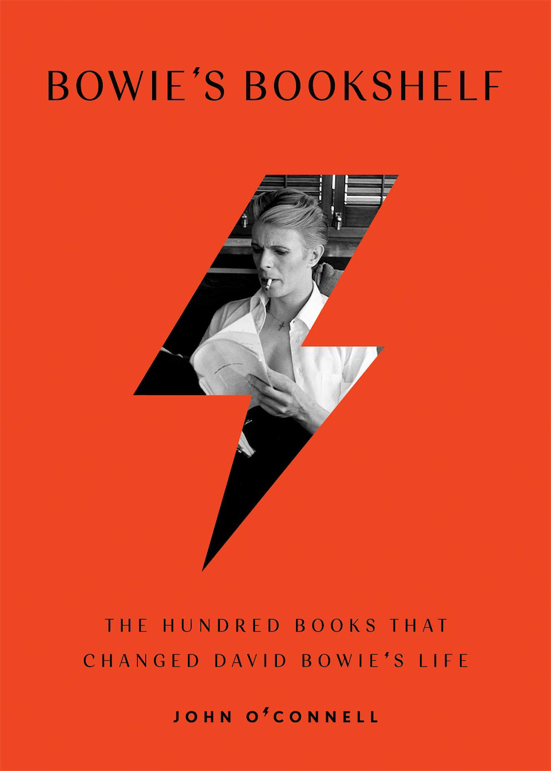 New book about the books that changed David Bowie's life