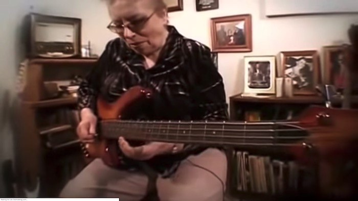 An interview with legendary bass player Carol Kaye