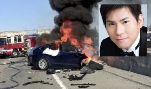 "Tesla Autopilot crash driver died ""playing video game"""