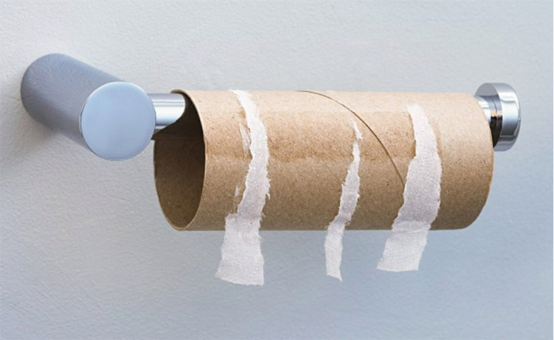Robbers in Hong Kong steal 600 rolls of toilet paper, a hot commodity due to coronavirus