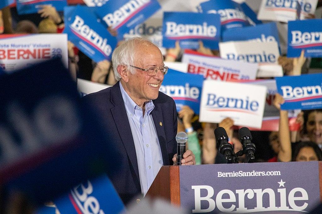 Bernie Sanders wins California Democratic Primary,