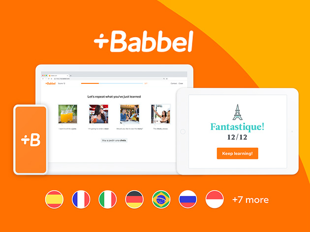 Babbel s deal on a lifetime of language training is back, just in time for your quarantine