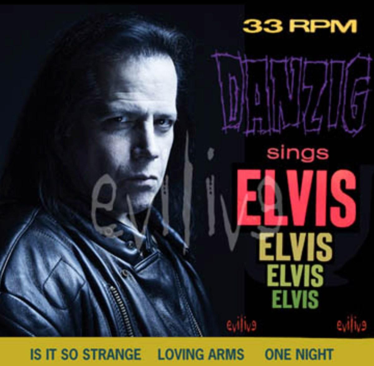 The Misfits' Glenn Danzig's
