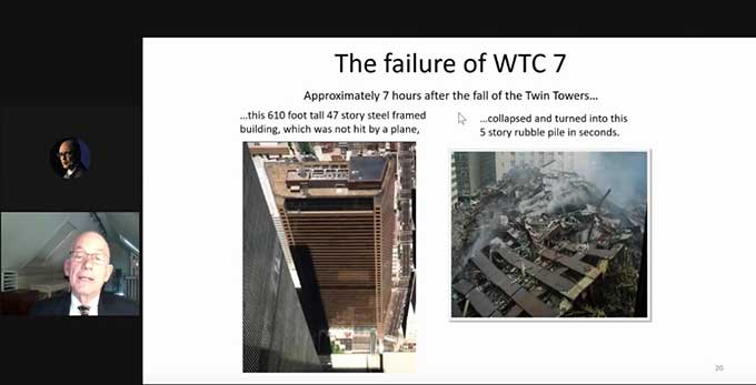 9/11 Truthers are still at it about Building 7