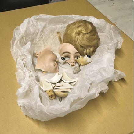 Museum issues curatorial challenge: Show us your creepiest objects -- museums bring the creepy
