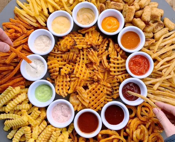 This French Fry board is perfect