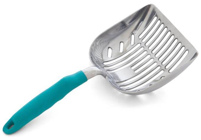 This is the Cadillac of cat litter scoops